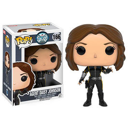 FIGURA POP AGENTS OF SHIELD AGENT DAISY QUAKE JOHNSON 9 CM