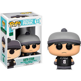 FIGURA POP SOUTH PARK GOTH STAN 9 CM