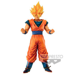 FIGURA DRAGON BALL Z GRANDISTA RESOLUTION OF SOLDIERS SON GOKU 28 CM