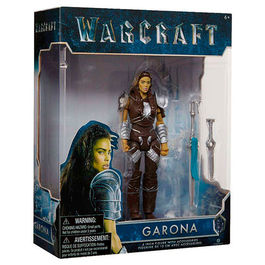 FIGURA WORLD OF WARCRAFT WAVE 2 GARONA 15 CM