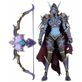 FIGURA HEROES OF THE STORM SERIE 3 SYLVANAS (WOW) 18 CM