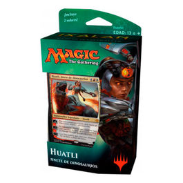 CARTAS MAGIC IXALAN MAZO PLANESWALKER (CASTELLANO)