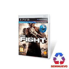 THE FIGHT PS3 (SEMINUEVO)