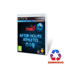 PUMA AFTER HOURS ATHLETES PS3 (SEMINUEVO)