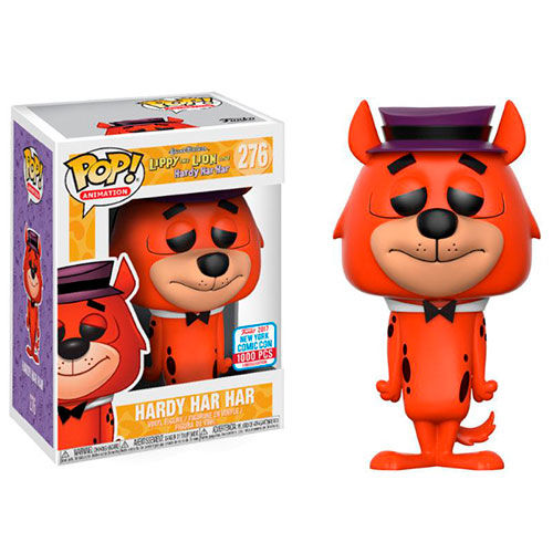 FIGURA POP HANNA BARBERA TRISTON FALL CONVENTION 2017 EXCLUSIVE 9 CM