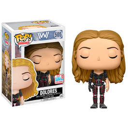 FIGURA POP WESTWORLD DOLORES FALL CONVENTION 2017 EXCLUSIVE 9 CM