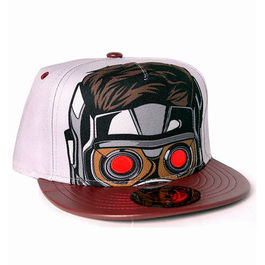 GORRA GUARDIANES DE LA GALAXIA STAR-LORD