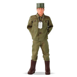 FIGURA ACTION MAN 50TH ANNIVERSARY ACTION SOLDIER 25 CM