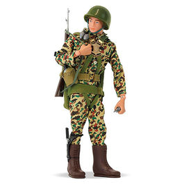 FIGURA ACTION MAN 50TH ANNIVERSARY PARATROOPER 30 CM
