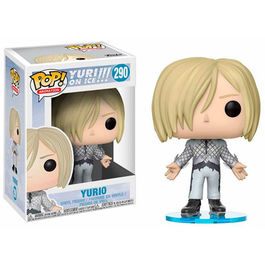 FIGURA POP YURI!!! ON ICE YURIO 9 CM