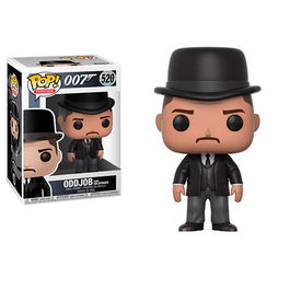 FIGURA POP JAMES BOND (GOLDFINGER) ODDJOB 9CM
