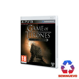 GAME OF THRONES TEMPORADA 1 PS3 (SEMINUEVO)