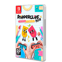 SNIPPERCLIPS PLUS A RECORTAR EN COMPAÑIA SWITCH