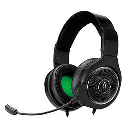 AURICULARES HEADSET STEREO AFTERGLOW AG6 PDP CON CABLE XBOX ONE