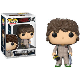 FIGURA POP STRANGER THINGS II GHOSTBUSTERS DUSTIN 9 CM