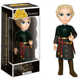 FIGURA ROCK CANDY JUEGO DE TRONOS BRIENNE OF TARTH 13 CM