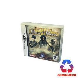 BATTLES OF PRINCE OF PERSIA NDS (SEMINUEVO)