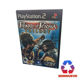 PRINCE OF PERSIA TRILOGY PS2 (SEMINUEVO)
