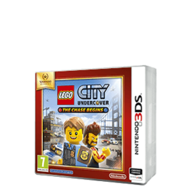 LEGO CITY UNDERCOVER NINTENDO SELECTS 3DS