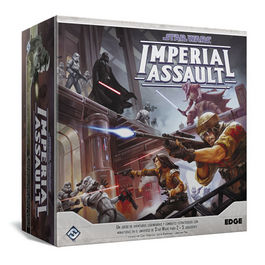 JUEGO DE MESA STAR WARS IMPERIAL ASSAULT EL REINO DE JABBA EXPANSION