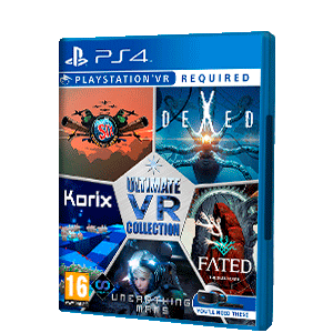 ULTIMATE VR COLLECTION PS4