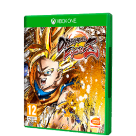 DRAGON BALL FIGHTERZ XBOX ONE + DLC (RESERVAS)