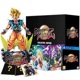 DRAGON BALL FIGHTERZ COLLECTOR EDITION PS4