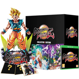 DRAGON BALL FIGHTERZ COLLECTOR EDITION XBOX ONE