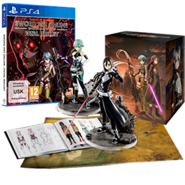 SWORD ART ONLINE FATAL BULLET COLLECTOR EDITION PS4