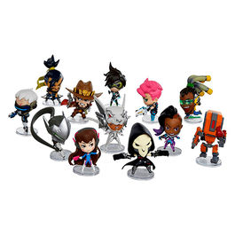 MINIFIGURA OVERWATCH CUTE BUT DEADLY 7 CM SERIE 3 MYSTERY BOX
