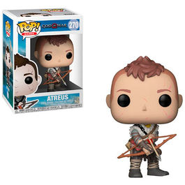 FIGURA POP GOD OF WAR ATREUS 9 CM
