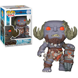 FIGURA POP GOD OF WAR FIRE TROLL 9 CM