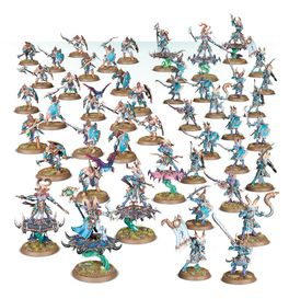 WH TZEENTCH ARCANITES CHANGECULT (CAJA BATTLEFORCE)