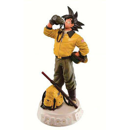 FIGURA DRAGON BALL Z SCULTURES SON GOKU SPECIAL COLOR VERSION 18 CM