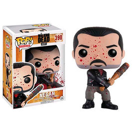 FIGURA POP WALKING DEAD NEGAN BLOOD 9 CM