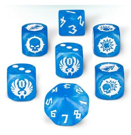 WH ELVEN UNION DICE SET (DADOS BLOOD BOWL)