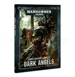 WH 40K CODEX ANGELES OSCUROS 2017 (LIBRO ESPAÑOL DARK ANGELS)