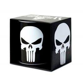 TAZA MARVEL THE PUNISHER