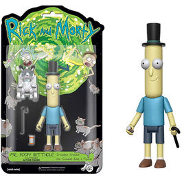 FIGURA RICK Y MORTY - MR. POOPY BUTTHOLE 12 CM