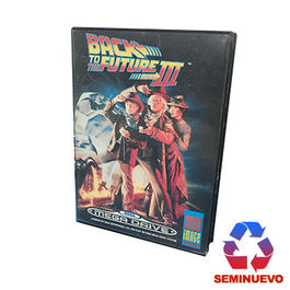 BACK TO THE FUTURE III MEGA DRIVE (SEMINUEVO)