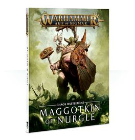 WH BATTLETOME: MAGGOTKIN OF NURGLE
