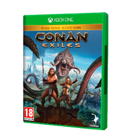 CONAN EXILES DAY ONE XBOX ONE