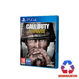 CALL OF DUTY WWII PS4 (SEMINUEVO)