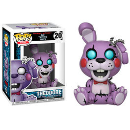FIGURA POP FIVE NIGHTS AT FREDDY´S THE TWISTED ONES THEODORE 9 CM