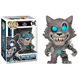FIGURA POP FIVE NIGHTS AT FREDDY´S THE TWISTED ONES TWISTED WOLF 9 CM