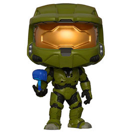 FIGURA POP HALO MASTER CHIEF WITCH CORTANA 9 CM