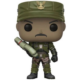 FIGURA POP HALO SGT. JOHNSON 9 CM