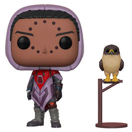 FIGURA POP DESTINY HAWTHORNE WITH HAWK 9 CM