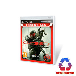 CRYSIS 3 ESSENTIALS PS3 (SEMINUEVO)