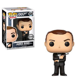 FIGURA POP JAMES BOND (DR. NO) SEAN CONNERY 9CM
